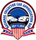 Car Collector Appreciation Day logo; image
